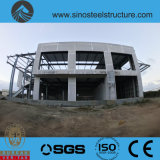 Ce ISO BV SGS Pre-Engineered стальные конструкции склада (TRD-087)