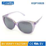Qualité de grandes de bâti de Kqp16928 Hotsale bonne lunettes de soleil de filles