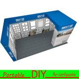 Encargo portátil Comercio modular Mostrar Exposición Comercial Visualización de puesto de Quiosco Diseño
