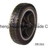 농장 바퀴 4.00-6 압축 공기를 넣은 외바퀴 손수레 타이어