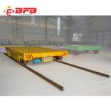 Carretilla especial de la transferencia del carril usada en el sitio de Blusting de la arena (KPT-5T)