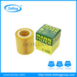 Fábrica de China Mann Filtro de aire C1250