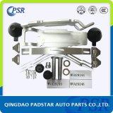 Toebehoren de Van uitstekende kwaliteit van de Uitrustingen van de Reparatie van de Stootkussens van de Rem Wva29244 van de fabrikant