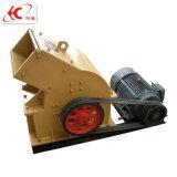Macchina mobile del frantumatore a martelli della pietra di estrazione mineraria del motore diesel