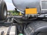 Vue arrière du câble de caméra étanche à 7 broches de remorque avec 2 canal cams