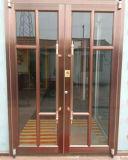 Популярные дизайн электрофорез алюминиевых Kfc двери
