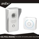 IP van het Toezicht van de Veiligheid van kabeltelevisie Vr van de deurbel Panoramische Draadloze Camera voor Huis