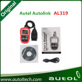 Original Autel Autolink Al319 de próxima generación OBD II / lector de código Eobd Actualización en línea Al 319