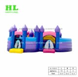 Commerciële Luxe Aladdin en de Opblaasbare Speelplaats van de Lamp