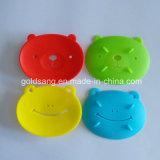 Новый дизайн моды Cute Лягушка форма силиконового герметика мыло владельцев