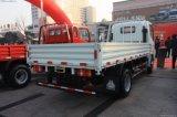 최신 판매 HOWO 4X2 140PS 19FT 유럽 3 화물 트럭