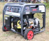 Portátil de alta calidad de 2kw grupo electrógeno de gasolina con CA monofásica, 220V
