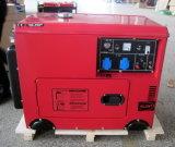генератор энергии 5kw 5kVA портативный молчком тепловозный