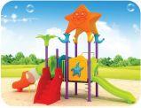 Parque Infantil exterior de plástico para crianças e crianças (JYG-160301)