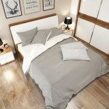A097 تصميم بسيط جلد أثاث غرفة نوم أثاث الفندق