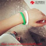 Item de pulseiras de Silicone presente de promoção promoção Oferta Promocional