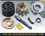 As peças do motor da bomba de pistão NACHI PVD-2B-32/34/36/38/40 da Bomba de Óleo Hidráulico da Bomba de êmbolo de partes separadas