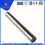 Tubería Rod/barra magnéticos del acero inoxidable de la certificación del Ce para la explotación minera/la planta del cemento/siderúrgica