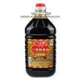 Molho de soja escura de cogumelos originários da China