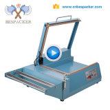 Bespacker fql-380 het Hand de staaf van L verzegelen en scherpe machine verbindt aan hitte - inkrimpbare verpakkende verpakkende machine