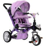 Tricycle bébé Kids Tricycle avec 360 enfant poussette Trike