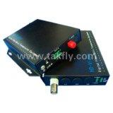 1つのチャネル1080P Ahd&Cvi&Tviのビデオファイバー伝達