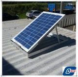 日夜のための力のアダプターが付いている14W正方形のタイプ太陽LEDの天井灯は14wpv8wled-Dを使用する