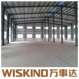 Material de construcción metálica fabricada por la construcción de la estructura de acero
