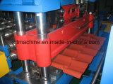Vitrage personnalisé du panneau de toit de tuiles machine à profiler