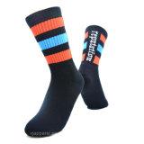 Мужчин модные Спортивные носки силы хлопка спорта носки сжатия