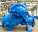 수평한 균열 케이스 펌프 양수 시스템