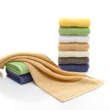 Séchage rapide 100%COTON moelleux de serviette de toilette (JC-FT014)