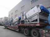 El equipo de espesamiento de lodos de aguas residuales municipales/Aguas Residuales Treatmetn