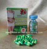 Capsules van het Vermageringsdieet van het Verlies van het Gewicht van 100% de Originele Kruiden Slanke Bio
