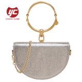 Semicírculo de bolsas de couro de alta qualidade - Sacola grande com preço barato