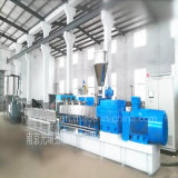 Fuerte de fibra de alta producción de PET de gránulo Máquina de peletización