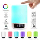 Cambio de color de luz nocturna Altavoces Inalámbricos Bluetooth