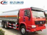 De Vrachtwagen van de Tanker van het Vervoer van de Olie van de Fabriek HOWO 45000liter
