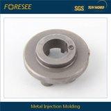 La fábrica de moldeo por inyección de polvo de metal personalizados para Auto piezas del motor por el MIM