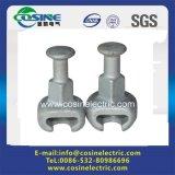 Racor de tubería de acero forjado para la línea de transmisión