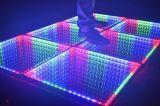 Plancher de danse de vidéo de l'écran LED, plancher de danse de l'affichage à LED