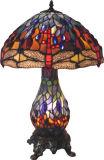 Lámpara de tabla de Tiffany (G160382T)