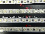 高い明るさRGBW/Rgbww LEDの適用範囲が広い滑走路端燈の結婚式の装飾のクリスマスの照明の装飾LEDの照明5年の保証LEDの