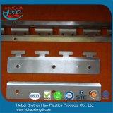 1 Mètre Rail Cn Type General Iron Fixture Hangers Sets pour PVC Plastics Door Strip Curtains