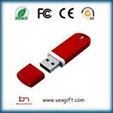 Het hete het Verkopen Plastic Geheugen van de Aandrijving 64gig van de Flits USB