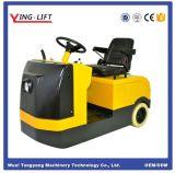 Trator de reboque elétrico China Factory para venda