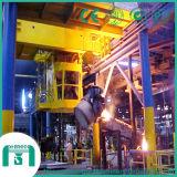Tipo resistente guindaste de Qdy da máquina da concha da viga do dobro 100 toneladas