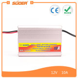 Suoer 10A fonte de alimentação de 12V do carregador da bateria com marcação (MA-1210A)