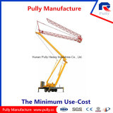 最大。 持ち上がる重量6000kgのFoldable移動式タワークレーン(MTC20300)