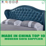 Luxury Queen Size for Leather Bed Bed Room Furniture